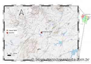 Tremor de terra de magnitude de 2.5 é registrado em Quixeramobim - Blogs Diário do Nordeste