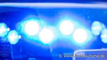 Mann bedroht Bewohner eines Mehrfamilienhauses - Süddeutsche Zeitung