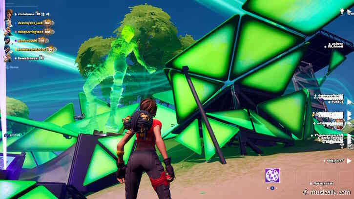 Fortnite's new 'main stage' venue hosted a Diplo DJ set - Music Ally