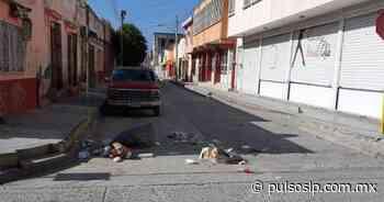 Calles de Matehuala, un basurero - Pulso de San Luis