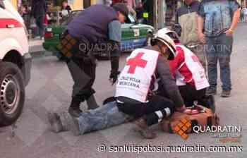 Brinda Cruz Roja de Matehuala curso en línea de primeros auxilios - Quadratín - Quadratín San Luis