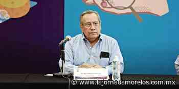 Anuncia secretaría de Salud un hospital móvil en Jojutla - La Jornada Morelos