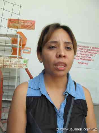 Renuncia auxiliar de enfermería del hospital de Jojutla - Unión de Morelos