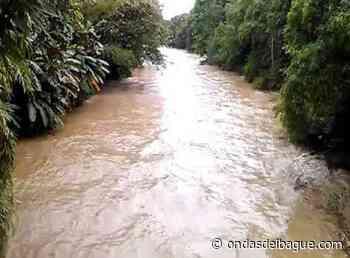 Alerta en El Guamo por creciente del Río Luisa - Emisora Ondas de Ibagué, 1470 AM