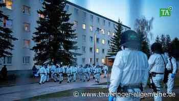 Trotz Auseinandersetzungen: Thüringen hält an Erstaufnahme in Suhl fest - Thüringer Allgemeine