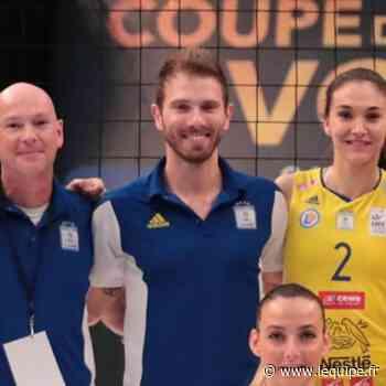 Ligue A (F) : Alessandro Orefice, nouvel entraîneur de Venelles - Volley - Ligue A (F) - L'Équipe.fr