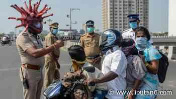 India Perpanjang Lockdown, New Delhi Jadi Zona Merah Corona COVID-19 - Liputan6.com