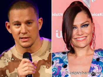 Channing Tatum and Jessie J reunite for motorcycle ride, sparking speculation - Calgary Herald