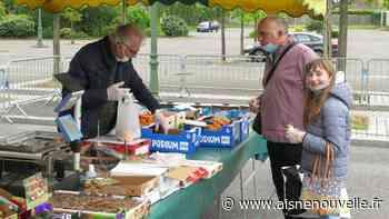 Une bouffée de liberté avec le retour du marché dominical de Tergnier - L'Aisne Nouvelle