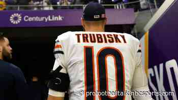 Bears avoided compounding their mistake by declining Mitch Trubisky option