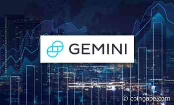 Crypto Exchange Gemini Lists Basic Attention Token [BAT], Trading Starts Tuesday May 5th - Coingape