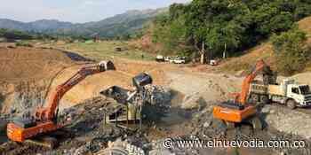 """En mina de oro en Ataco """"estamos hablando de más de 13 años de trámites ante el Estado"""": Agregados Ingecol - El Nuevo Dia (Colombia)"""
