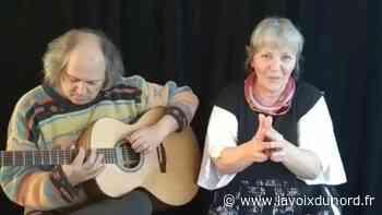 Tournehem-sur-la-Hem: évadez-vous en ligne avec Nadine et Philippe - La Voix du Nord