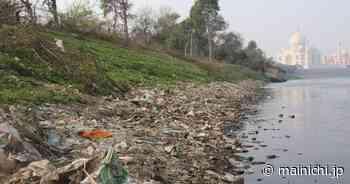 Healing waters: India's Ganges River cleanses itself during virus shutdown - The Mainichi