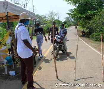 Palenque sufre nostalgia por lo ancestral tras crisis por coronavirus - El Universal - Colombia
