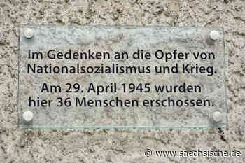 Das Massaker von Lommatzsch - Sächsische Zeitung