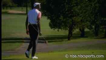 "Michael Jordan denies gambling problem during 'The Last Dance': 'I have a competition problem"""