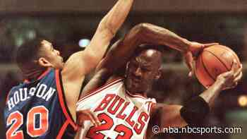 Last Dance gets into Bulls-Knicks rivalry: 'It wasn't really a foul until you drew blood'