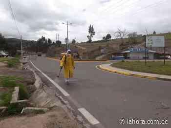 Pujilí suma dos casos de contagiados - La Hora - La Hora (Ecuador)