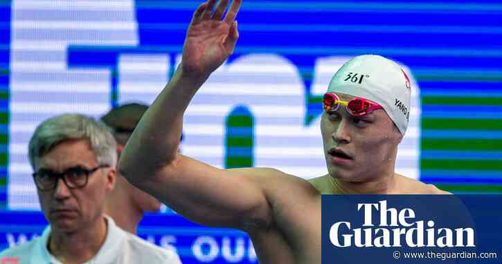 Banned swimmer Sun Yang lodges appeal in effort to make Tokyo Olympics