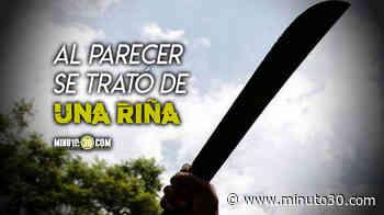 ¡Qué bestialidad! A machete habría matado a un hombre en Betania, Antioquia - Minuto30.com