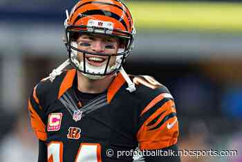 """Andy Dalton says Dallas is """"best opportunity for this year"""" to set up his future"""