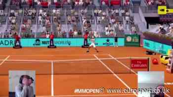Andy Murray downs David Goffin to win virtual Madrid Open title - Eurosport.co.uk