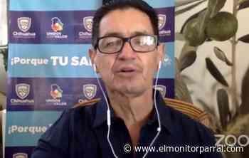 CIUDAD JUAREZ ES EL EPICENTRO DE LA PANDEMIA EN EL ESTADO - El Monitor de Parral