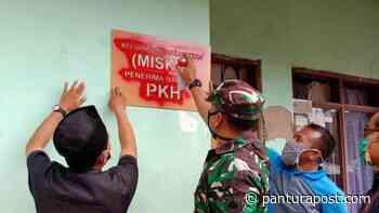 Ratusan Rumah Penerima PKH di Salem Dilabeli Warga Miskin - Pantura Post
