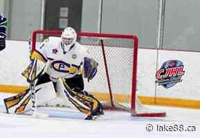 Carleton Place Canadians Goaltender receives three national awards - lake88.ca