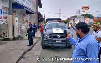 Clausuran FAMSA en centro de Teapa por incumplir decreto - El Heraldo de Tabasco