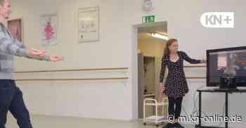 Ballett-Unterricht online - Feinarbeit am Großbildschirm - Kieler Nachrichten