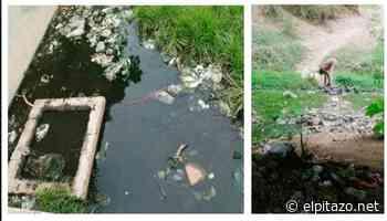 Sobre ríos de aguas negras viven habitantes de Carora - El Pitazo