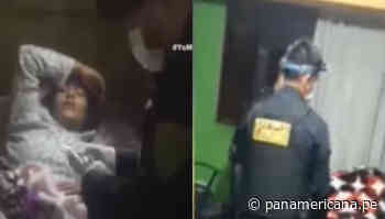 Huarmey: Policías atienden parto en pleno toque de queda | Panamericana TV - Panamericana Televisión