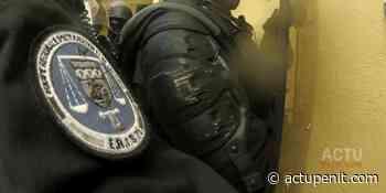 URGENT Osny : Incidents en cours à la prison. Les ÉRIS sont sur place. - ACTU Pénitentiaire