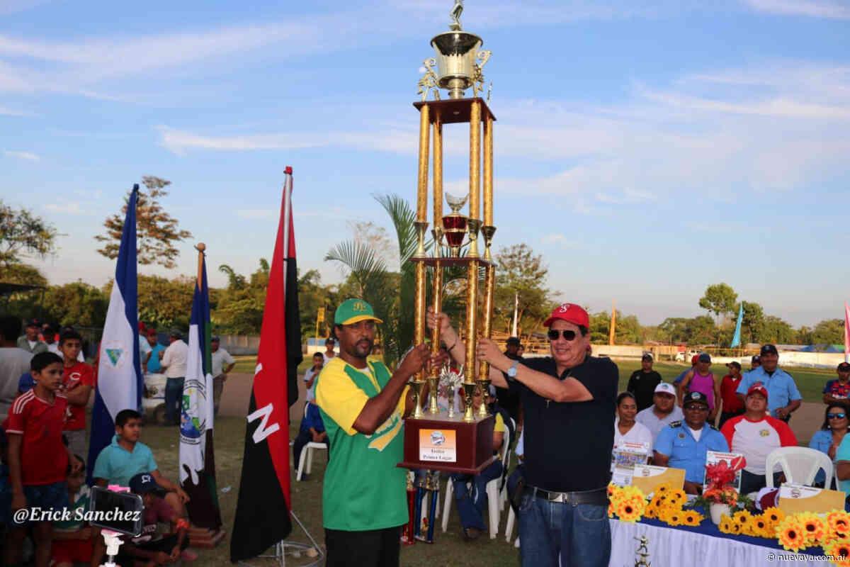 Laguna de Perlas se corona campeón de 69 serie de béisbol del Caribe nicaragüense - La Nueva Radio YA