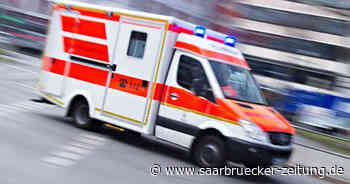 22-jähriger Schwalbacher wird bei Unfall ausgangs Elm schwer verletzt - Saarbrücker Zeitung