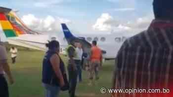 Surge nueva denuncia por viaje de exmiss Rurrenabaque en un vuelvo de la FAB - Opinión Bolivia