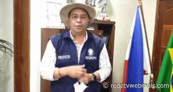 Prefeito de Guapimirim anuncia dois primeiros óbitos por coronavírus na cidade - Rede Tv Mais