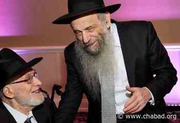 Rabbi Yitzchok Warman, 91, Brooklyn, N.Y. - Holocaust survivor, championed adults with special needs - Chabad.org