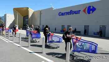 Portet-sur-Garonne. Hypermarché. À Portet, on rationne les masques pour éviter la pénurie - ladepeche.fr
