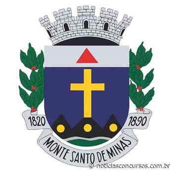 Concurso Prefeitura de Monte Santo de Minas MG 2020 tem EDITAL retificado - Notícias Concursos