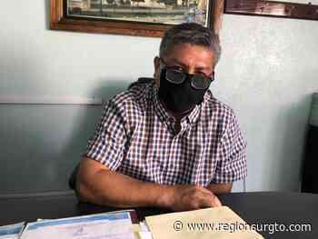 Tránsito municipal de Yuriria trabaja con medidas de precaución ante pandemia de COVID-19. - Región Sur Gto