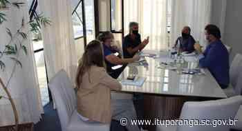 Administração Municipal inicia estudo para mudanças no trânsito de Ituporanga - Prefeitura de Ituporanga