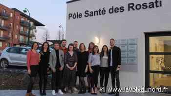 Saint-Laurent-Blangy : le pôle santé des Rosati est prêt à fonctionner - La Voix du Nord