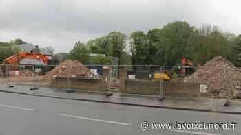 Saint-Laurent-Blangy : plusieurs grands chantiers ont repris dans la commune - La Voix du Nord