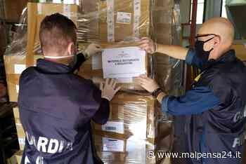 La Gdf sequestra 330mila mascherine tarocche a Busto, Olgiate e Samarate - malpensa24.it