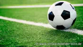 Fußball: SV Dotternhausen landet weiteren Trainer-Coup - Fußball - Schwarzwälder Bote