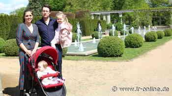 Corona-Lockerungen: Forster Rosengarten blüht mit den Gästen auf - Lausitzer Rundschau