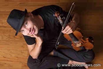 Lantzville fiddler releases new album on his 18th birthday - BCLocalNews